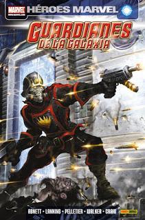 Relecturas CXXI: Guardianes de la galaxia de DnA