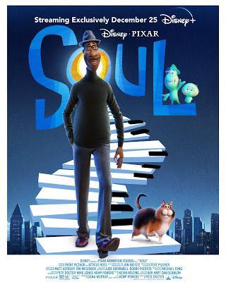 Soul de Disney Pixal sólo disponible en Disney+