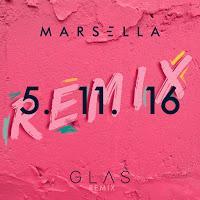 Glas remixan a Marsella