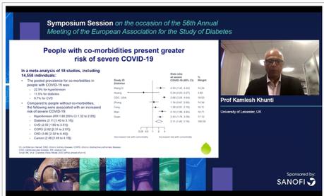 EASD 2020 Aprendizajes durante el Covid 19, Telemedicina y diabetes