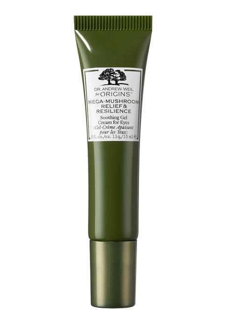 Mega-Mushroom Relief & Resilience Soothing Gel Cream for Eyes