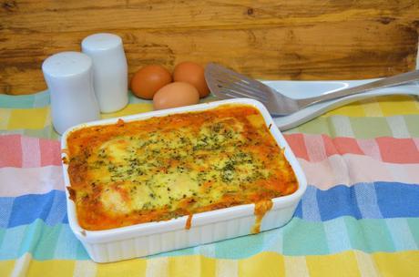 Las delicias de Mayte, recetas salchichas, bechamel, recetas con salchichas, salchichas recetas, huevos recetas, huevos, salchichas, salchichas y huevos con bechamel, recetas con huevos, recetas huevos,