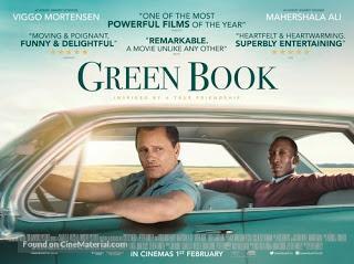 Green book (Peter Farrelly, 2018. EEUU & CHI)