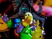 Ghosts Cupcakes (Oreo Cupcakes)