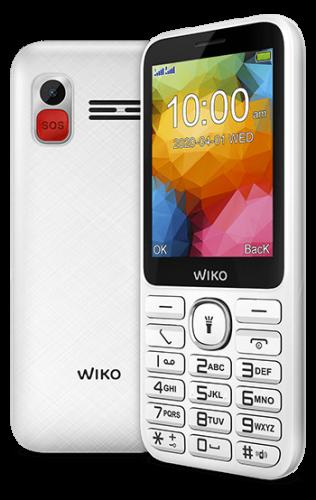 Wiko F200, gran batería y simplicidad de uso