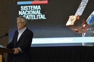 Chile anuncia la consolidación de su Sistema Nacional Satelital
