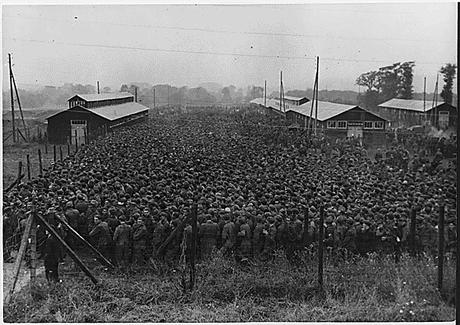 Horrores de la IIGM: prisioneros de guerra alemanes