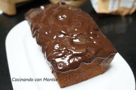 Receta de bizcocho de calabaza y chocolate