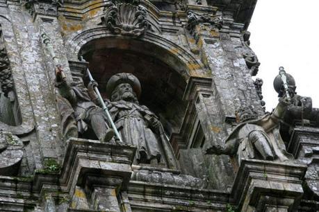 Santiago de Compostela: belleza transformada en el tiempo