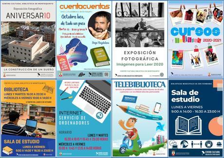 La Biblioteca de Montequinto retoma su agenda de actividades y servicios