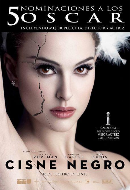 CISNE NEGRO - Darren Aronofsky