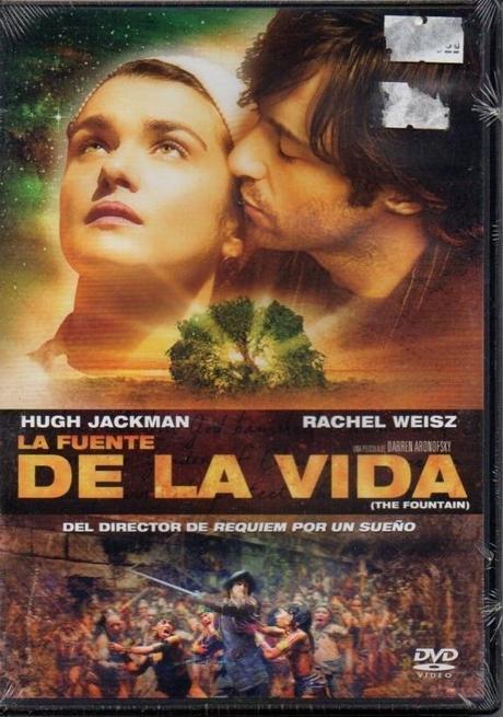 LA FUENTE DE LA VIDA - Darren Aronofsky