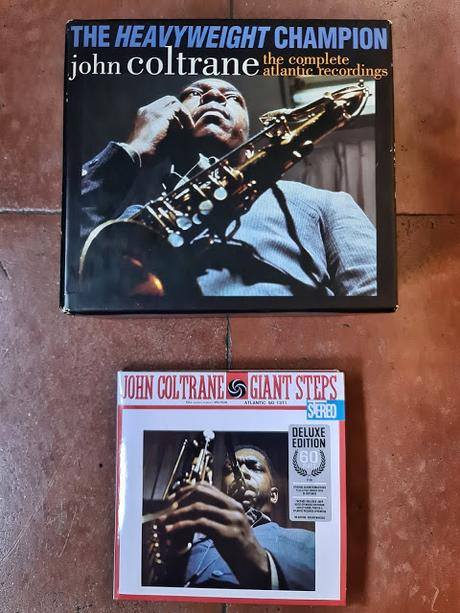 JOHN COLTRANE:  Giant Steps-Deluxe Edition 60th Anniversary