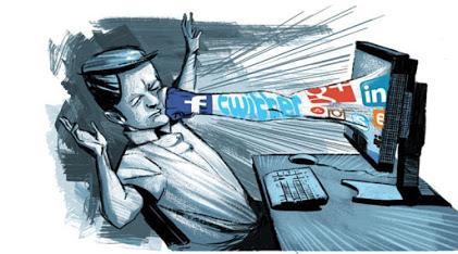 58#. La literatura fue la primera de las redes sociales... y la única que no tiene contraindicaciones