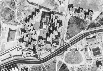 Barrio de Lorea en 1984