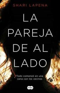 Reseña | La pareja de al lado de Shari Lapena