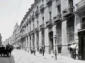 Fotos antiguas Madrid: calle Mayor Palacio Oñate