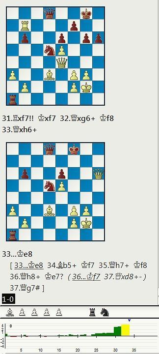 El baúl de los recuerdos (2) - Kárpov vs Geller, Moscú (3) 10.04.1981