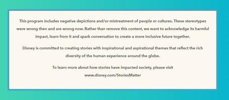 """Disney etiquetará sus películas clásicas como """"racistas"""""""