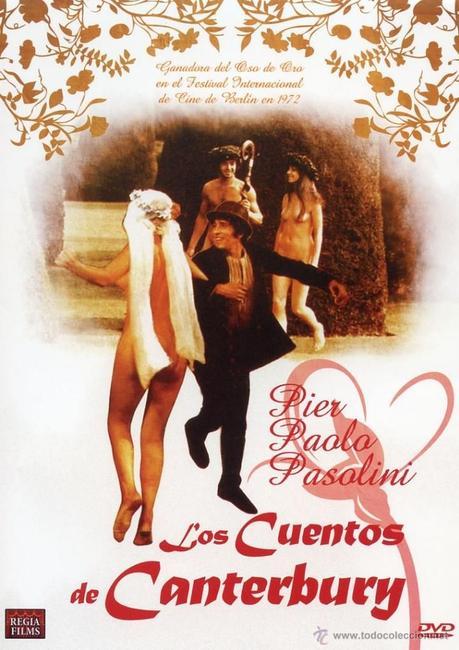 LOS CUENTOS DE CANTERBURY - Pier Paolo Pasolini
