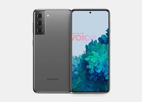Este sería el diseño final del Samsung Galaxy S21
