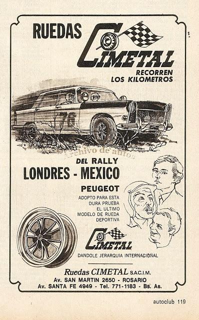 CIMETAL, una marca de ruedas de Argentina