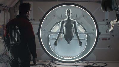 ARCHIVE (Reino Unido, Hungría, USA; 2020) Ciencia Ficción