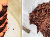 Bizcocho americano chocolate cremoso {libro biblia pasteles}