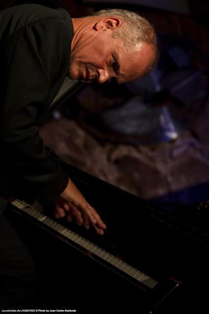 FOTO-Los pianistas del JAMBOREE-CHRISTOF SAENGER