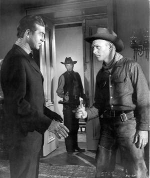 FILÓN DE PLATA (SILVER LODE) (USA, 1954) Western