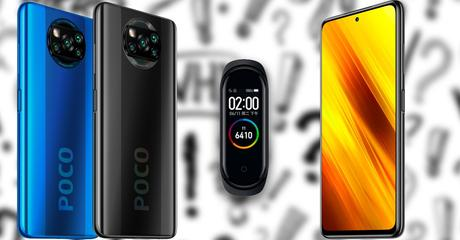 Problemas entre el Poco X3 NFC y las notificaciones de la Xiaomi Mi Band