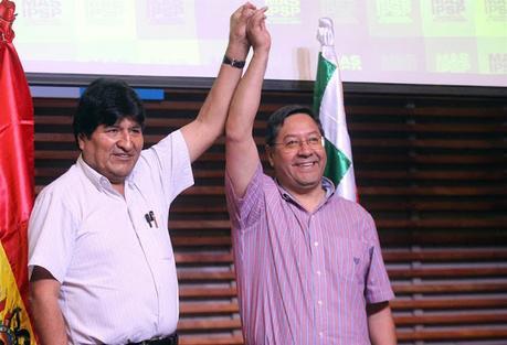 Con victoria de Luis Arce y el MAS, pueblo de Bolivia recobra esperanzas.