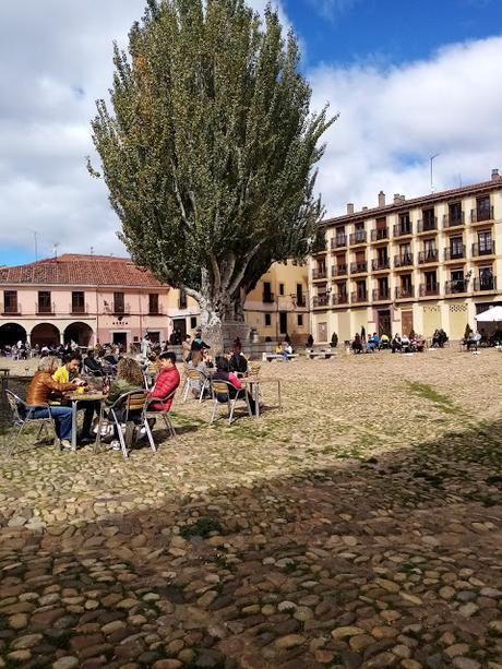Crónicas del Campo Santo, Nº 13. Advirtiendo.