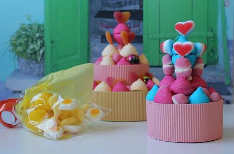 Tarta de chuches: cómo hacer el regalo perfecto para niños y adultos