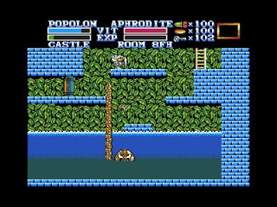 El sueño de The Maze of Galious para MSX2