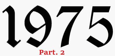 Programa Número 226 de Dj Savoy Truffle en Música Sideral. Especial 1975, Parte 2 con invitado Luisito 61 & 49.