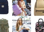 «Bolsos mochila», alternativa moda cualquier bolso mujer