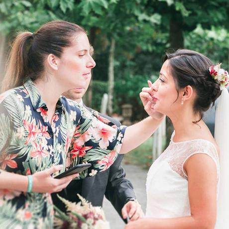 Caso de éxito de Bodas de Cuento School: Con tacones de boda