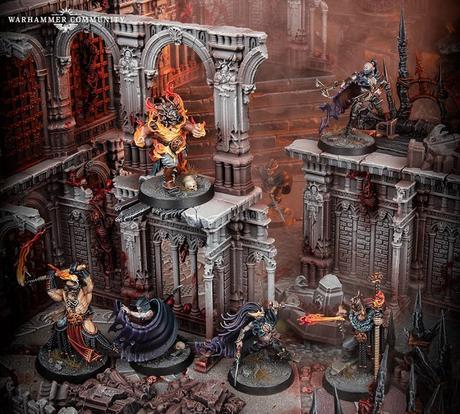 Warhammer Community: Resumen somero del día de hoy