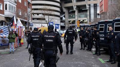 Antidisturbios, Historias reales en Movistar+