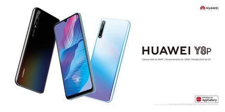 3 características asombrosas del nuevo y económico Huawei Y8p