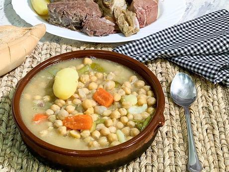 CARNE O CALDEIRO (cocina gallega)