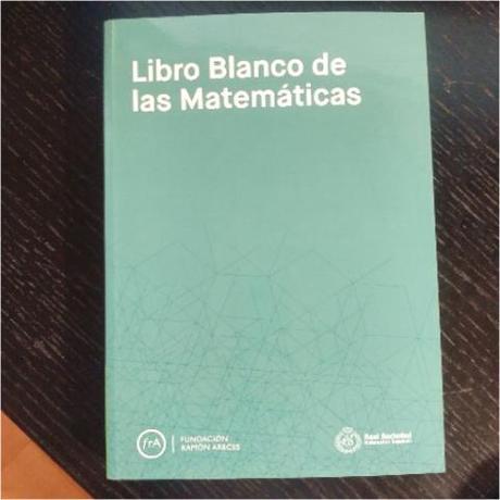 Presentación del Libro Blanco de las Matemáticas