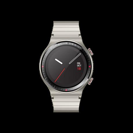 Huawei Watch GT 2 Porsche Design, nueva variante del rey de los smartwatch
