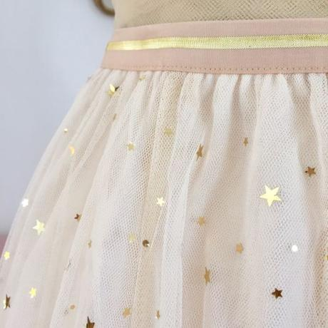 Falda Tul Estrellas