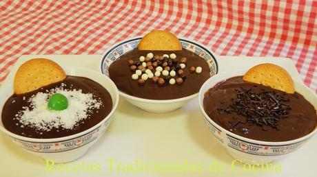 Cómo hacer un postre de chocolate y coco muy fácil y económico