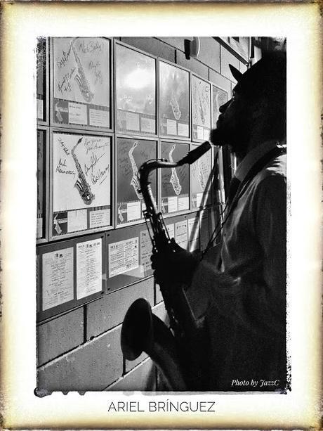 FOTO-ARIEL BRÍNGUEZ: Foto del concierto YONATHAN AVISHAI Trio & ARIEL BRÍNGUEZ en el 39 Festival Jazz Terrassa (Barcelona)
