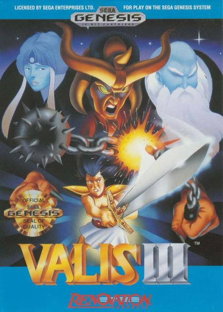 [Box Art] Valis III