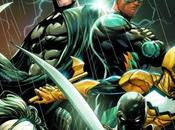 Batman Outsiders: Dioses menores