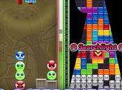 Detallado modo Batalla Dotes Puyo Tetris